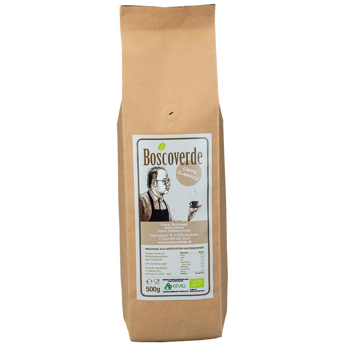 Boscoverde Bio Caffe Classico