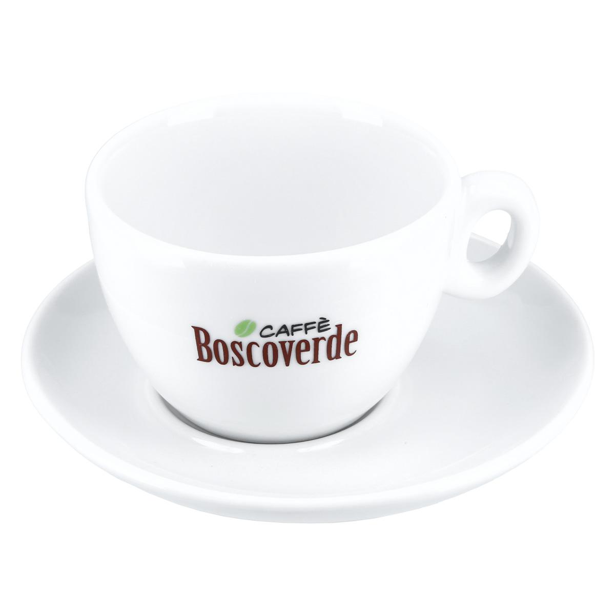 Cappuccino Tasse Set