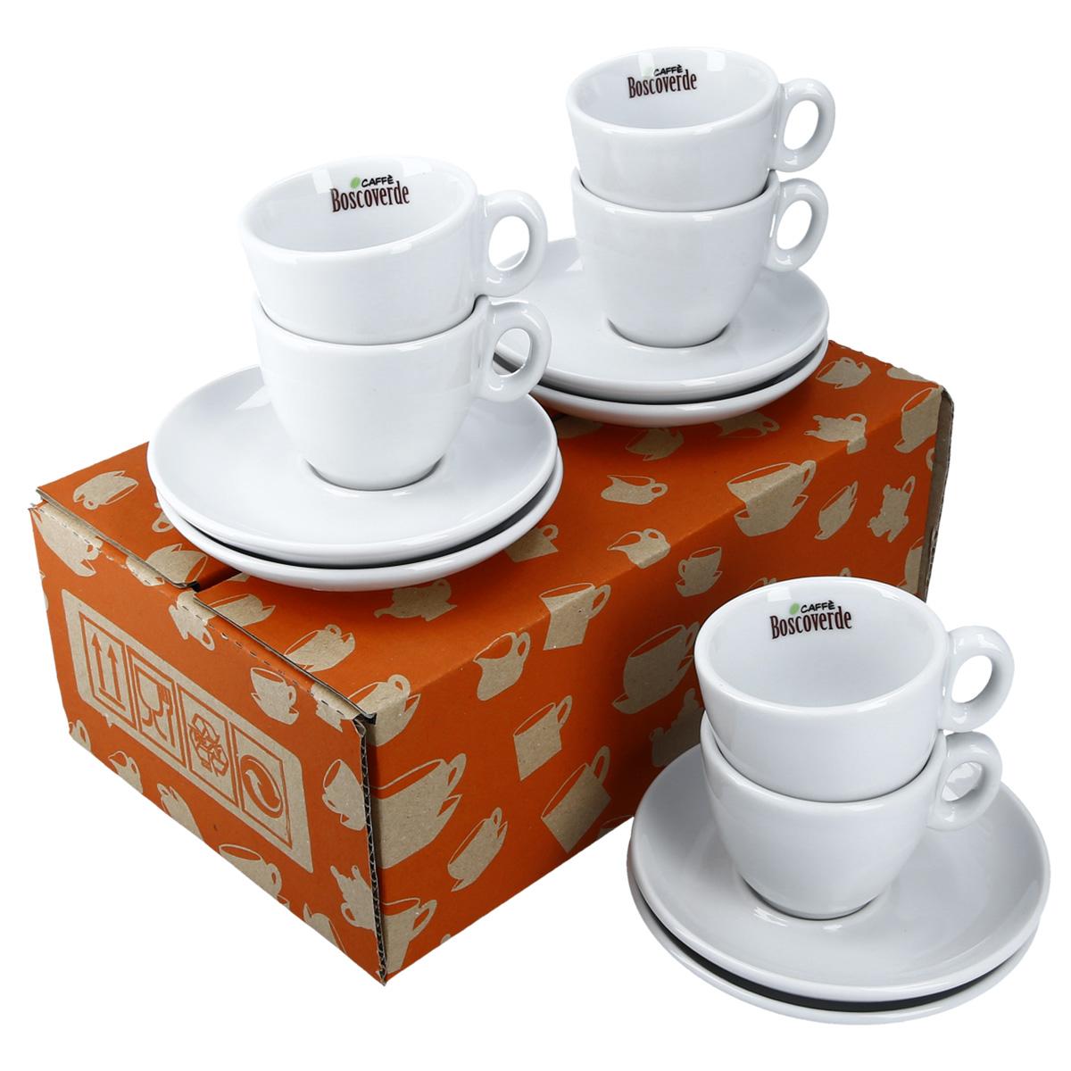 Espresso Tassen Set 6er Pack